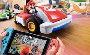 Mario Kart Live: Home Circuit - Nintendo Switch e automodellismo FPV!