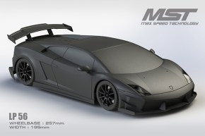 Max Speed Technology: carrozzeria LP56