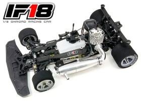 Lamberto Collari ci spiega come montare la gearbox della IF18