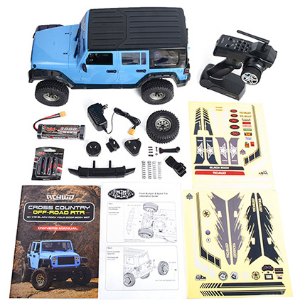 RC4WD: Cross Country Off-Road kit RTR