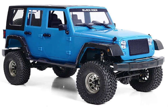 Cross Country Off-Road RTR Set