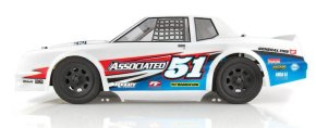 Team Associated: SR10 Dirt Oval RTR Street Stock
