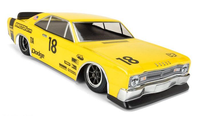 Protoform 1967 Dodge Dart VTA Body
