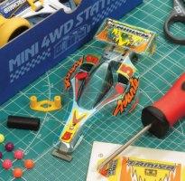 Tamiya: Guida tecnica per il setup delle Mini4WD