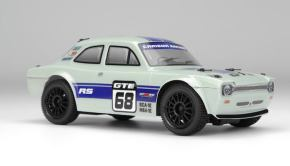 Carisma: GT24 RS - Automodello rally in scala 1/24