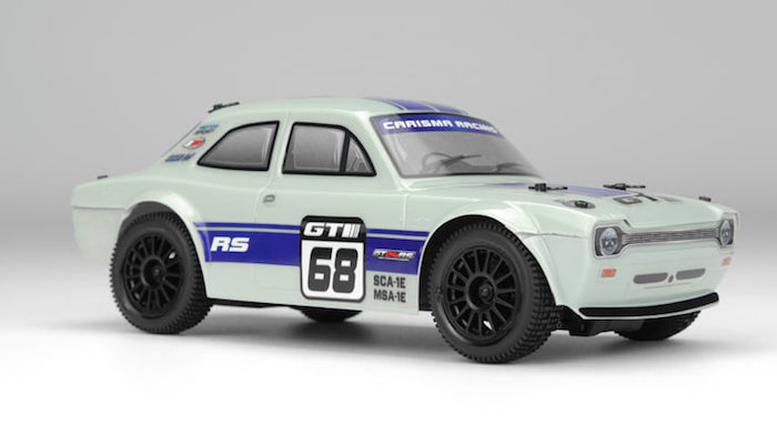 Carisma: GT24 - Automodello rally in scala 1/24