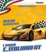Campionato Italiano Gt e Cardano 2021 - Miniautodromo Vallelunga