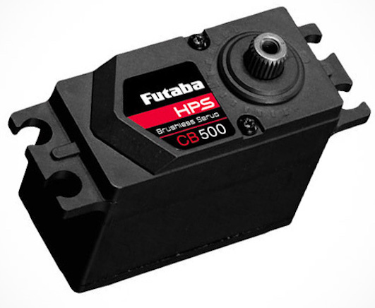 Futaba- Servocomando HPS-CB500 brushless