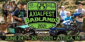 AxialFest Badlands 2021 - Video