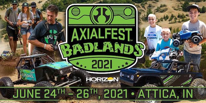 AxialFest Badlands 2021 - Video