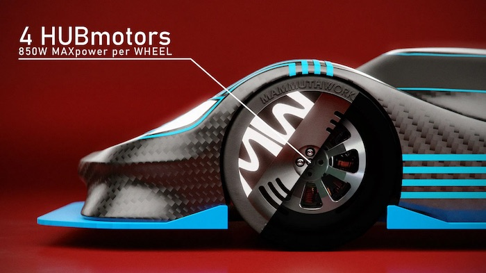 Mammuth: Ste4lth - The Next Generation RC car
