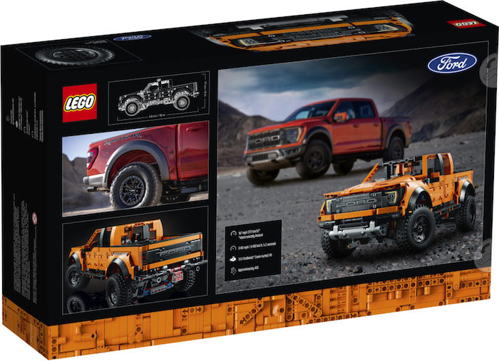LEGO Technic Ford Raptor F-150 (42126)