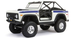 Axial: Early Ford Bronco - SCX10 III RTR