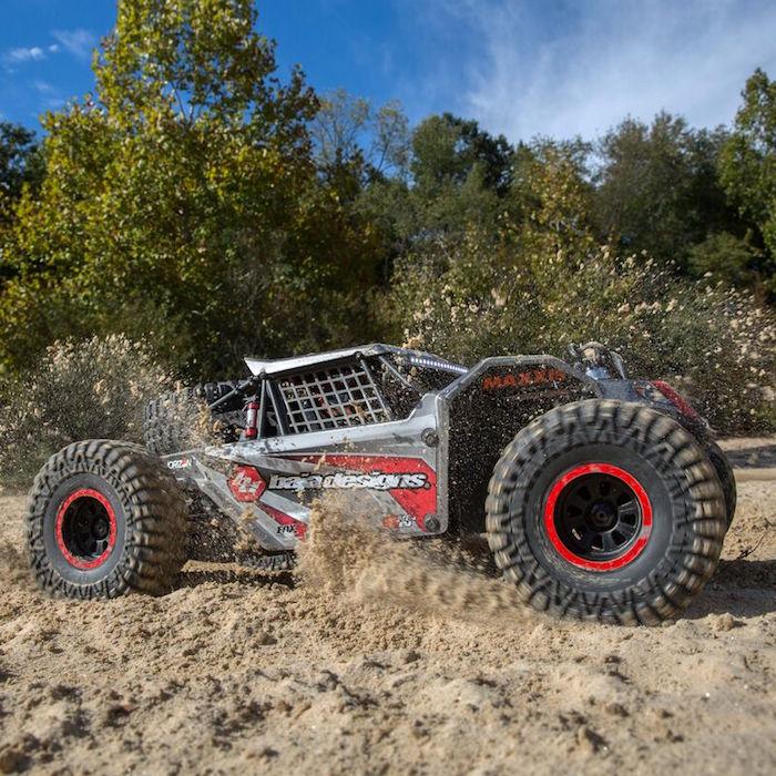 Losi: 1/6 Super Rock Rey V2 - Brushless Rock Racer