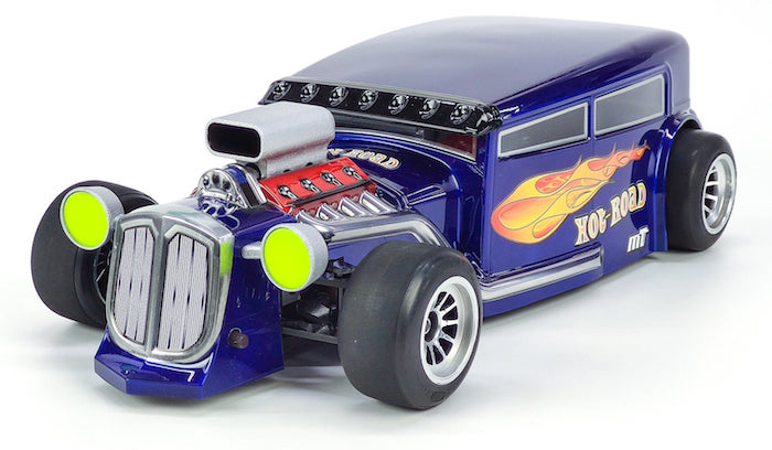 Mon-tech- carrozzeria Hot Road 0