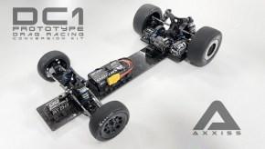 R1 Wurks: AXXISS DC1 – Kit di Conversione per Drag Racing