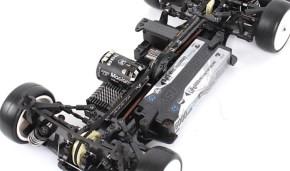 ARC: R12.1 Touring Car Kit in scala 1/10