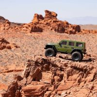 Axial: SCX6 Jeep JLU Wrangler - Big Scale Rock Crawler!