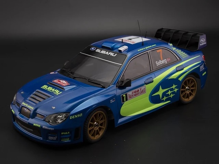 Killerbody: Subaru Impreza WRC 2007 - Carrozzeria pre-verniciata