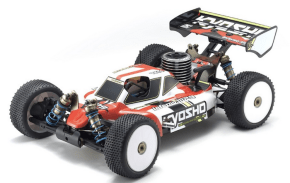 Kyosho Inferno MP9 TKI4 ReadySet buggy 1/8 scale