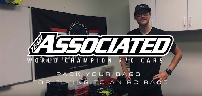 ASSOCIATED: Tips and Tricks: How to pack your RC Gear to fly to a race