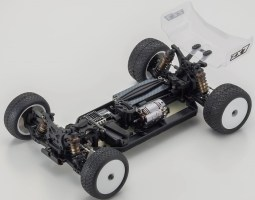 Kyosho ZX7: new 1/10 scale 4WD buggy