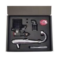 Modelix: M3X V2.0 Ceramic nitro engine