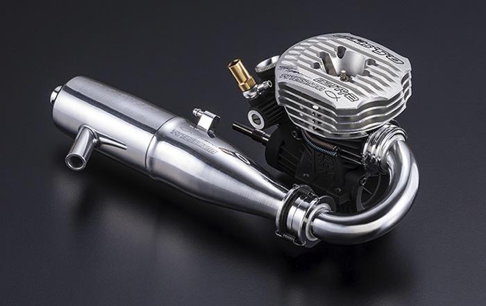 OS Speed B21 Ty II nitro engine