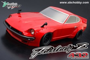 ABC HOBBY Nissan Fairlady Z Pandem Z432