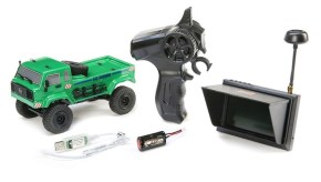 ECX Barrage UV FPV: The game changer 1/24 scale crawler