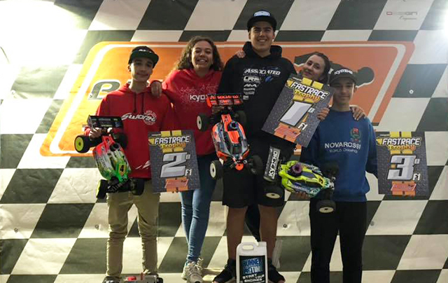 Davide Ongaro wins at FastRace Trophy