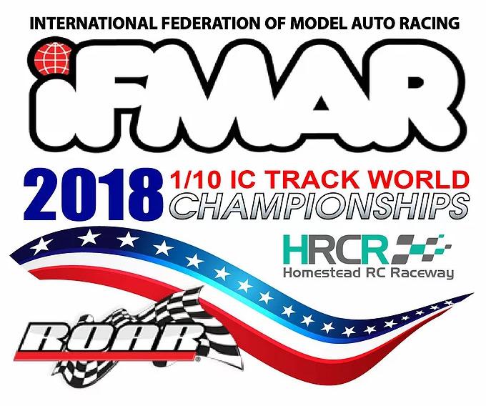 2018 IFMAR 1/10 IC Track World Championship