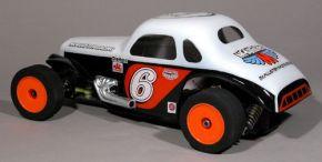 McAllister Racing: Lexan 1/10 exhaust headers