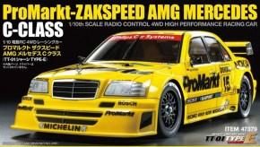 Tamiya ProMarkt Zakspeed AMG Mercedes C-Class