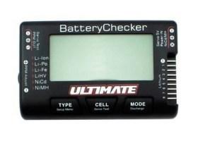 Modelix: Ultimate Racing battery checker