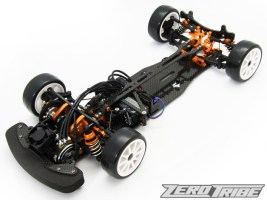 Zero Tribe FWD Conversion Kit For XRAY T4