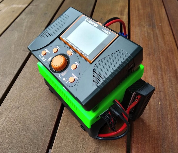 RC Discharger: 40 Amp iCharger Regenerative Discharger