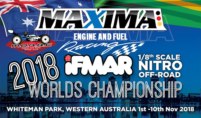 finals IFMAR 1/8th IC Off Road World