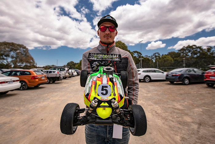2018 IFMAR 1/8th IC Off Road World Championships