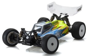 Kyosho: New Lazer ZX7 Lightweight Body