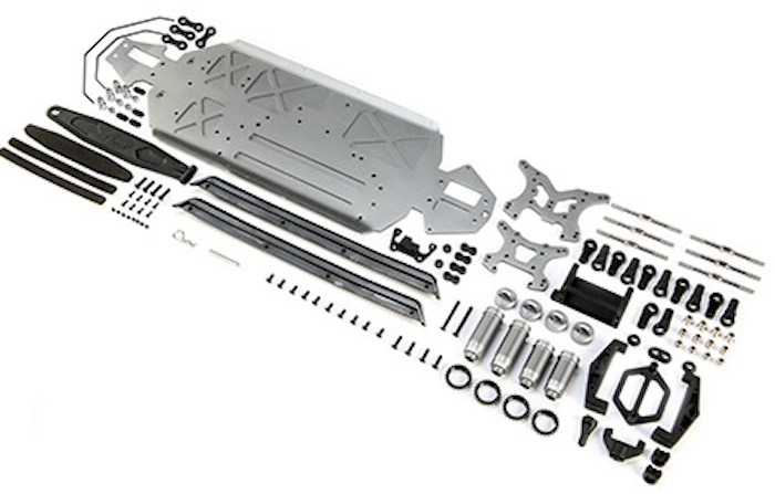 LOSI: PROformance Upgrade Kit for Tenacity SCT/T/D