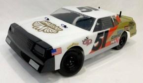 McAllister Racing: Fat Boy 10-inch wide Monte Carlo street stock body