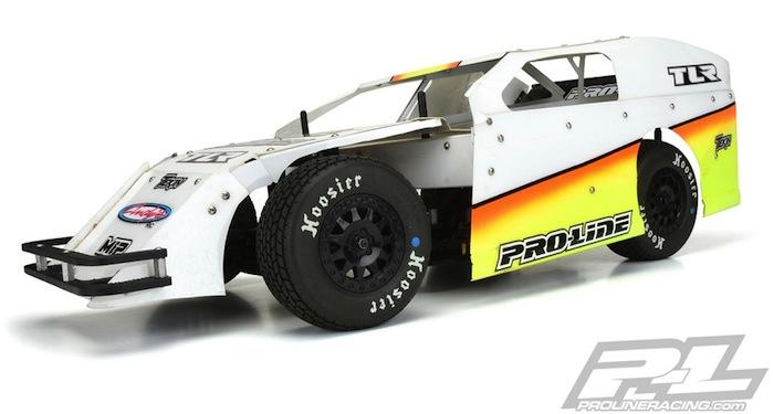 ProLine: Hoosier G60 Dirt Oval SC Mod Tires