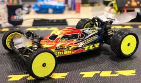 New TLR 22 5.0 Racing 2WD Buggy 1/10th Scale