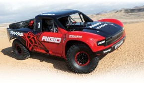 Traxxas: Unlimited Desert Racer - Video