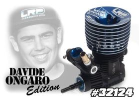 LRP ZZ.21C Davide Ongaro Edition - Nitro engine