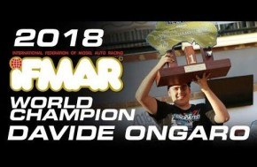 Ongaro & Team Associated's first 1/8 off-road world title