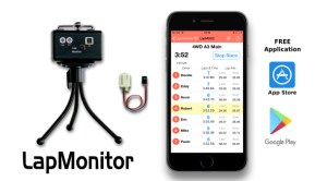 LapMonitor: New App available on Android & iOS