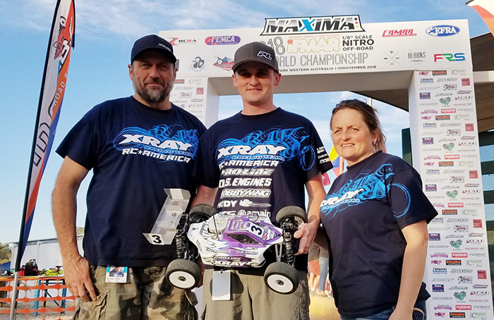 2018 IFMAR 1/8th Off Road World Championships
