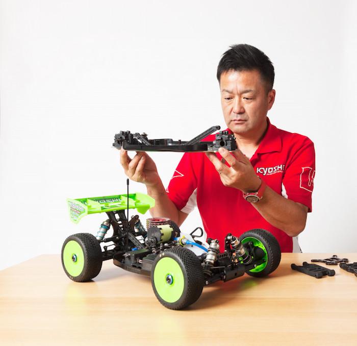 Yuichi Kanai Interview